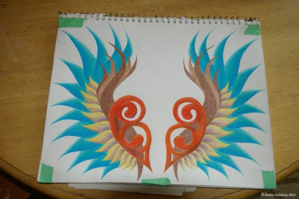 d wings