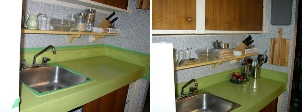 kitchen counters 2005