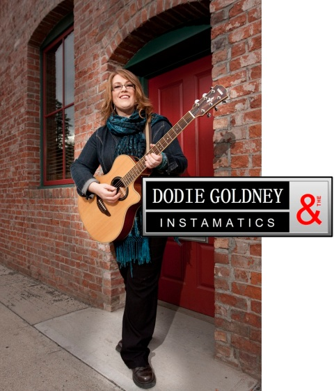 Dodie Goldney and the Instamatics
